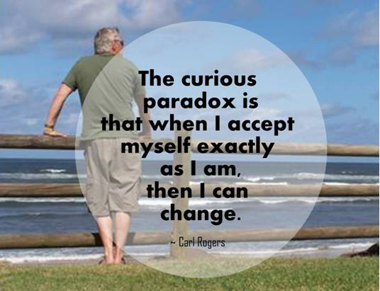 image with carl rogers quote